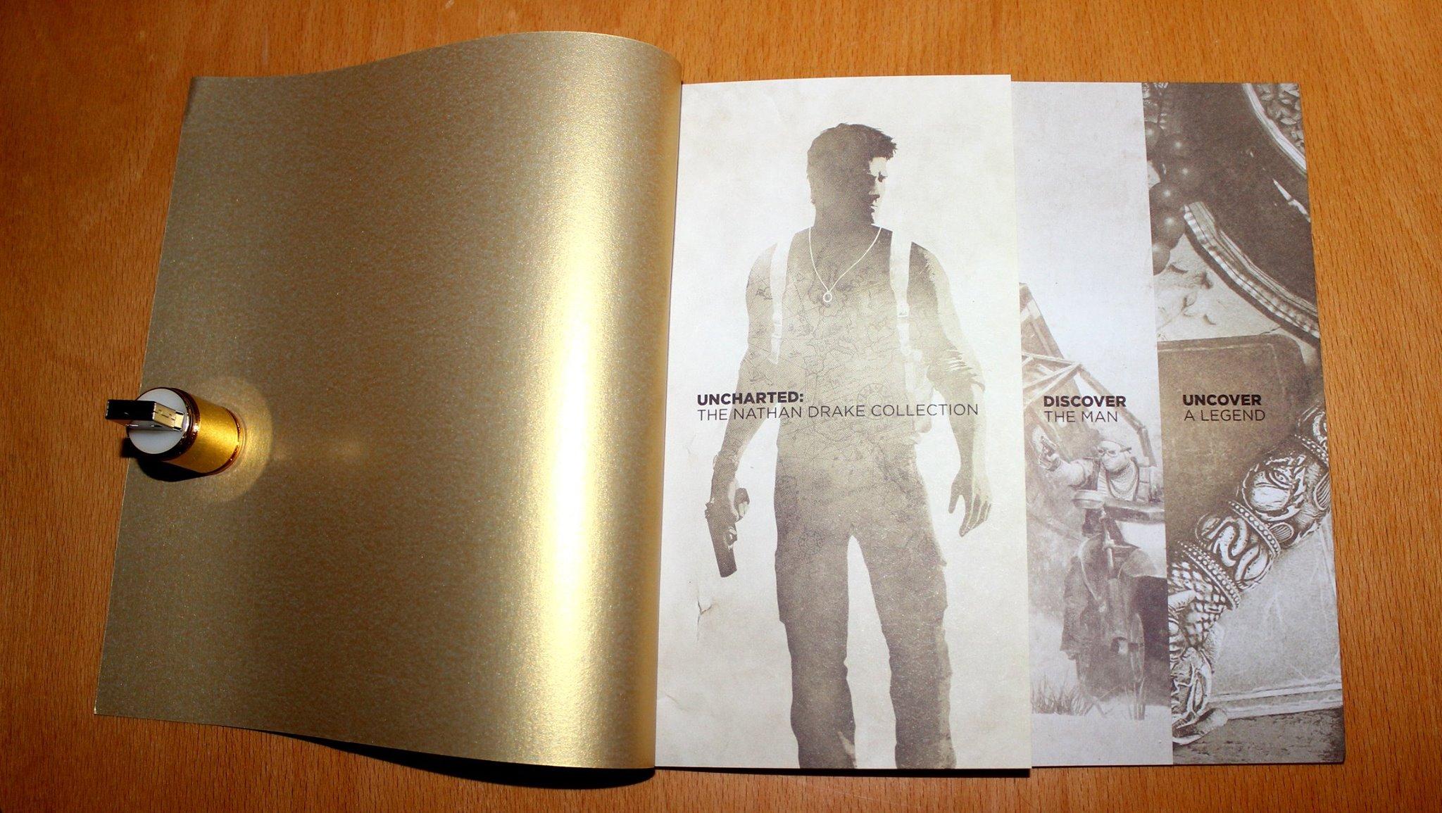 Stahujte demo Uncharted: The Nathan Drake Collection 114484