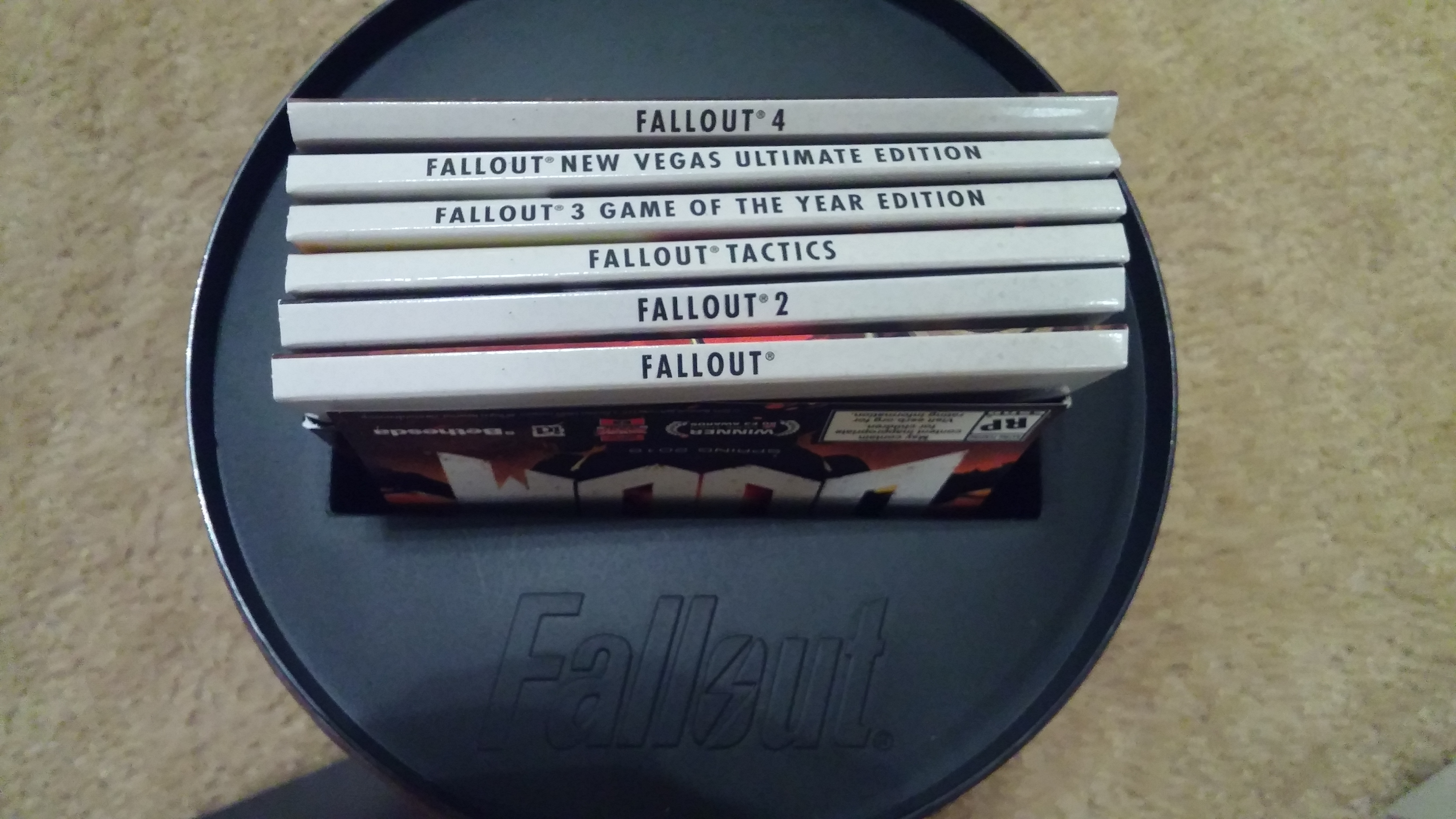 Fotky Fallout Anthology 114509