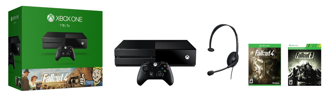 Xbox One bundl s Falloutem 4 114557