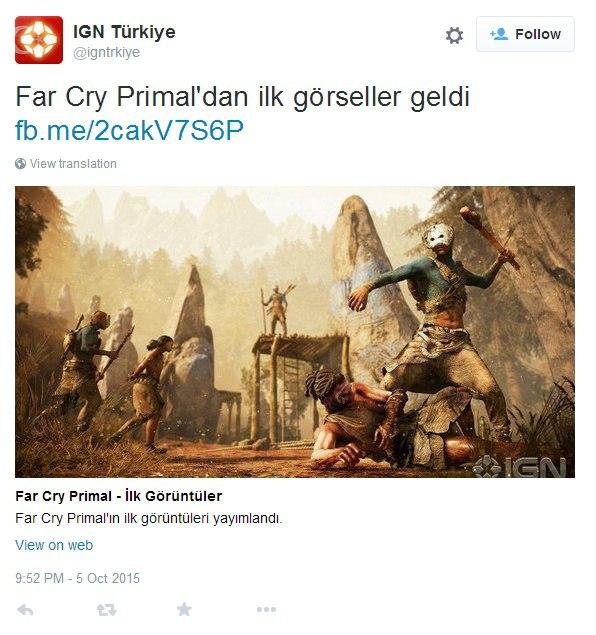 S Far Cry Primal se máme podívat do doby ledové 114593
