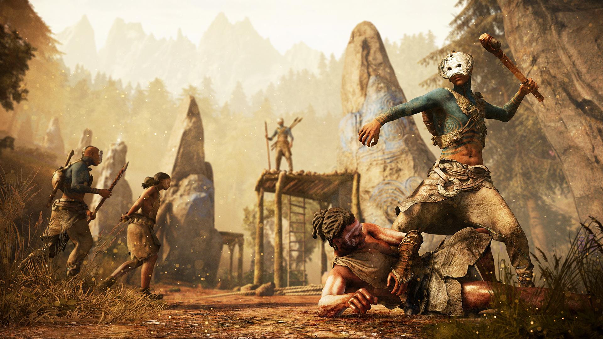 Far Cry Primal oficiálně oznámeno 114609
