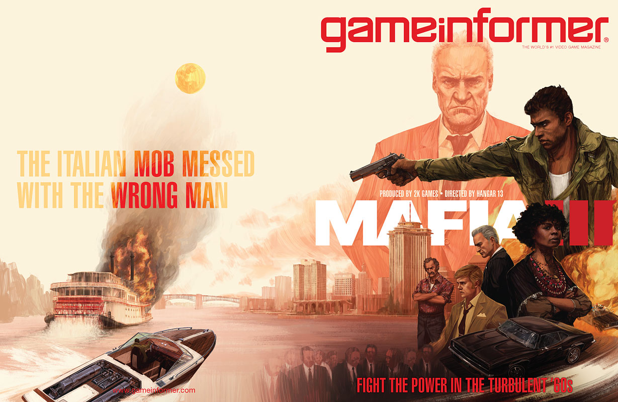 Mafia 3 na obálce listopadového Game Informeru 114614