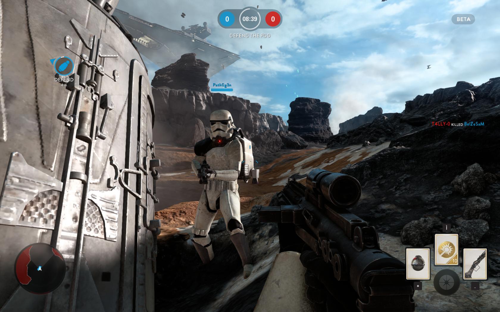 Star Wars: Battlefront - dojmy z bety 114627