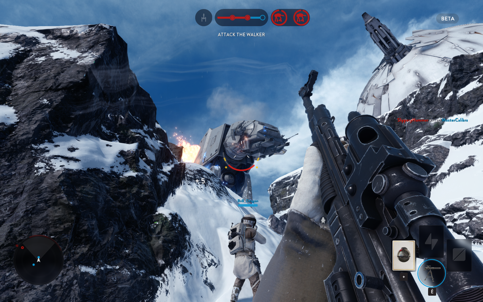 Star Wars: Battlefront - dojmy z bety 114633