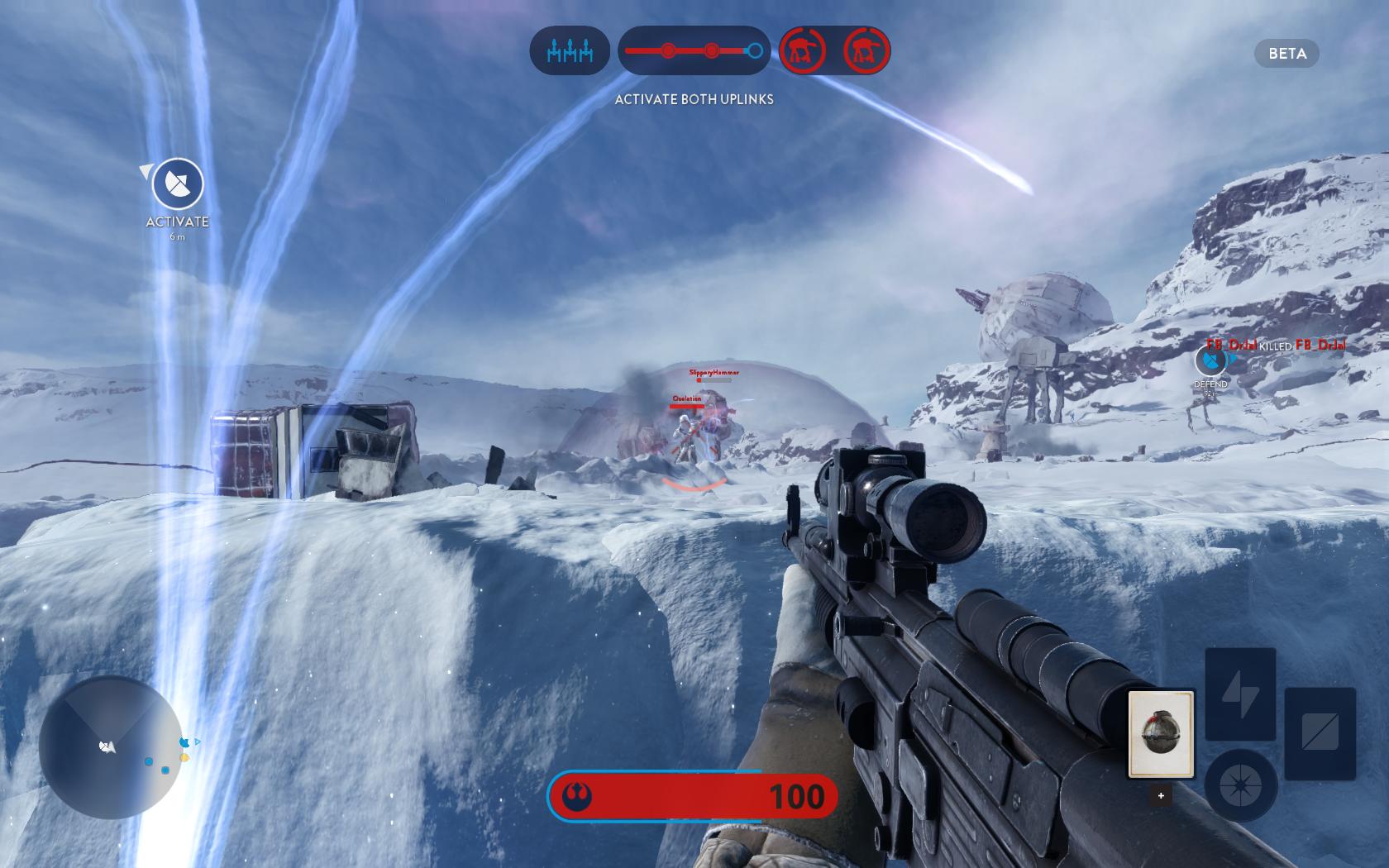 Star Wars: Battlefront - dojmy z bety 114635