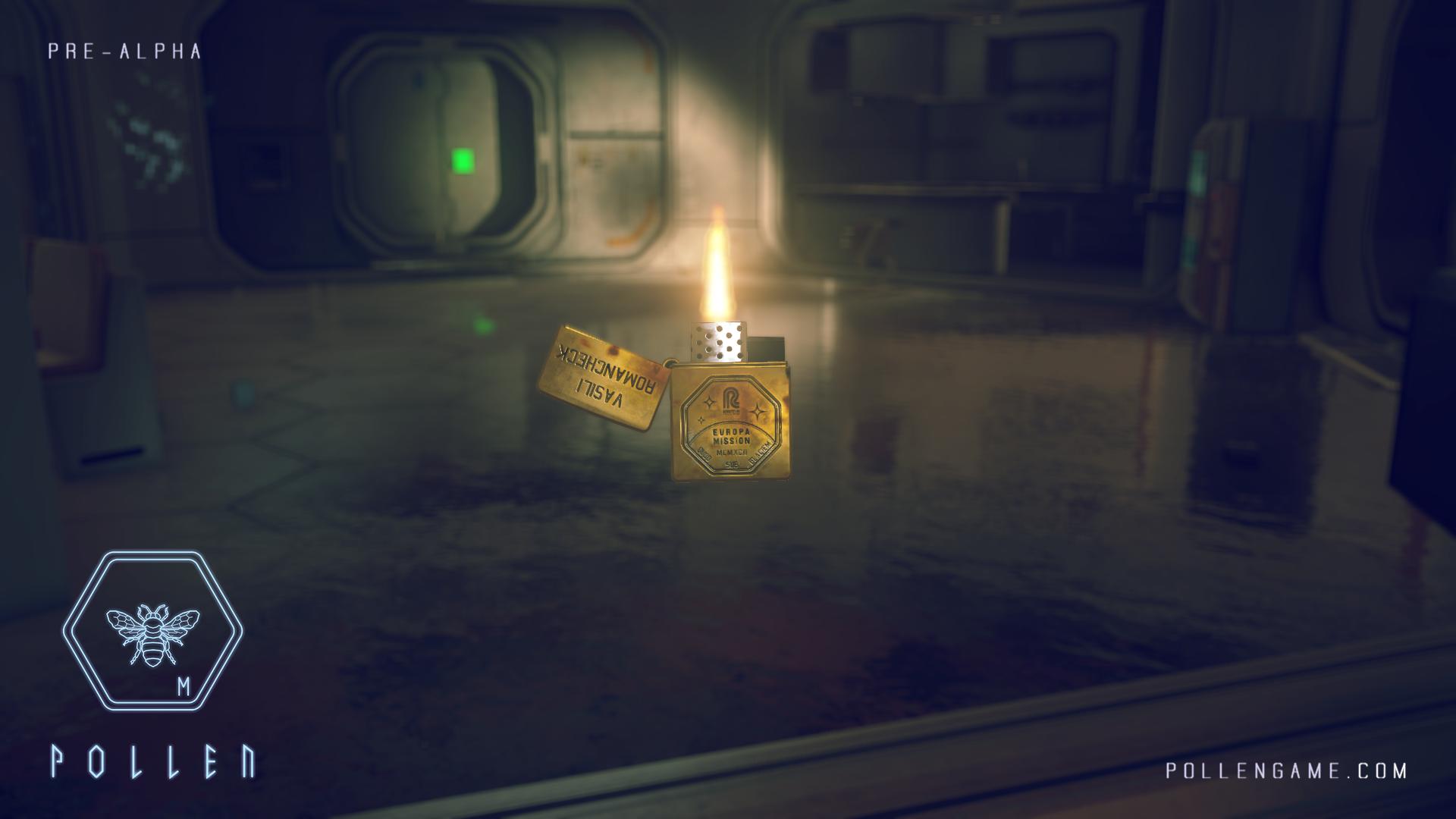 P·O·L·L·E·N vypadá na Dead Space 3 říznutý Alien Isolation 114661