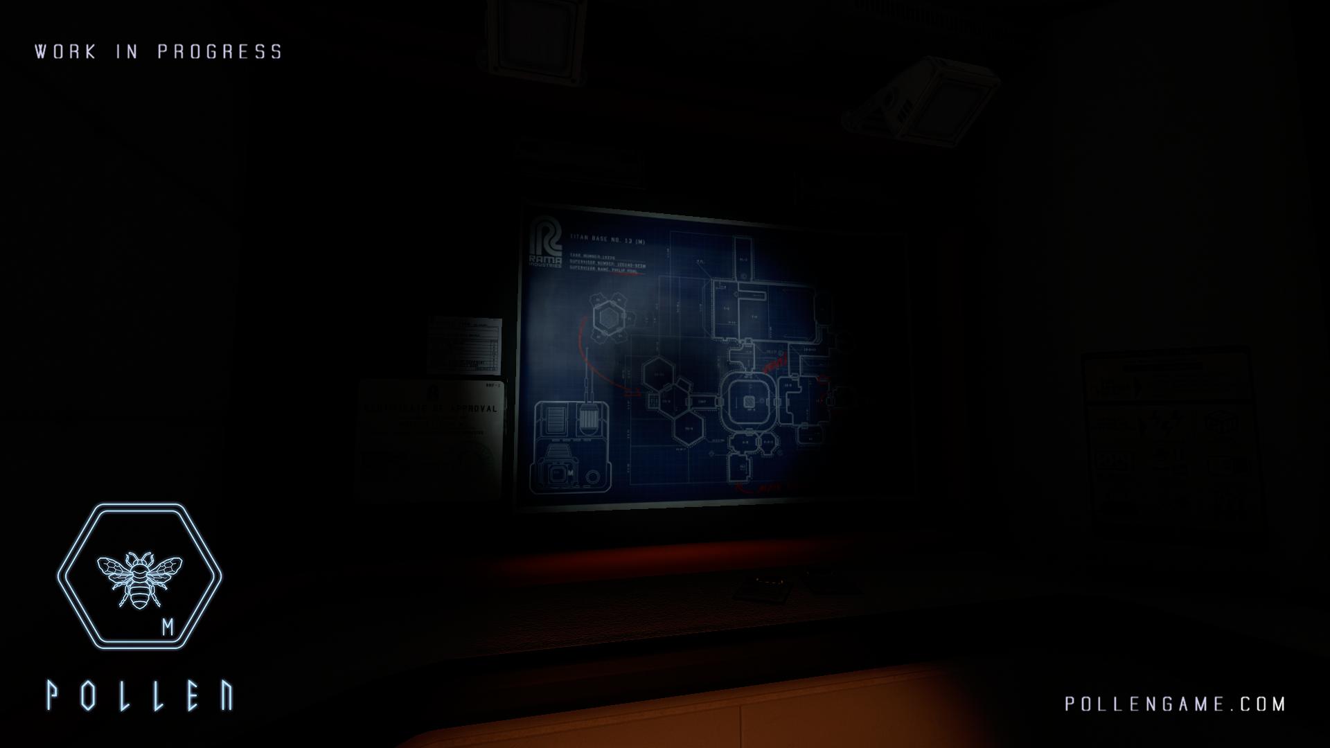 P·O·L·L·E·N vypadá na Dead Space 3 říznutý Alien Isolation 114662