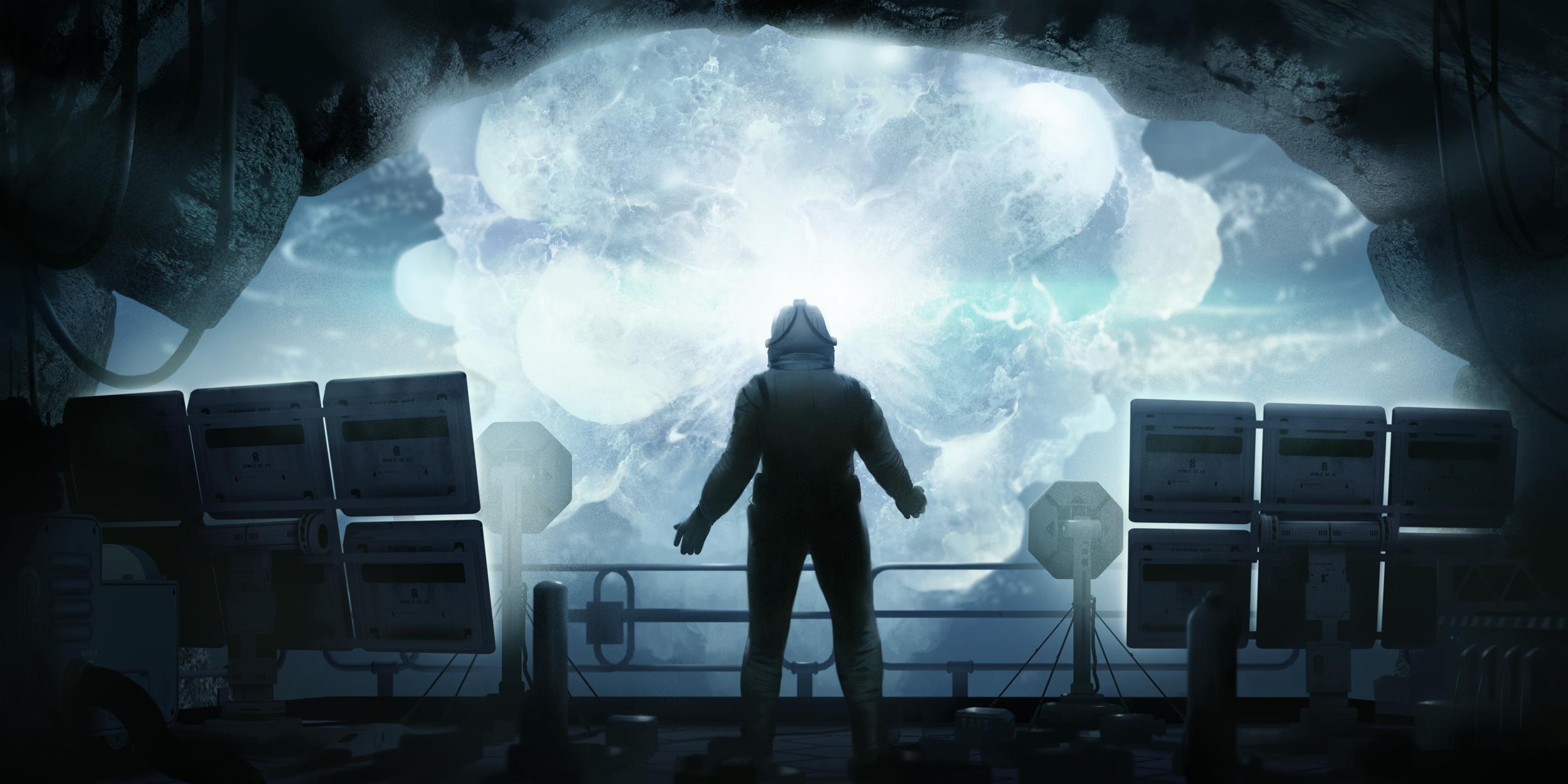 P·O·L·L·E·N vypadá na Dead Space 3 říznutý Alien Isolation 114664