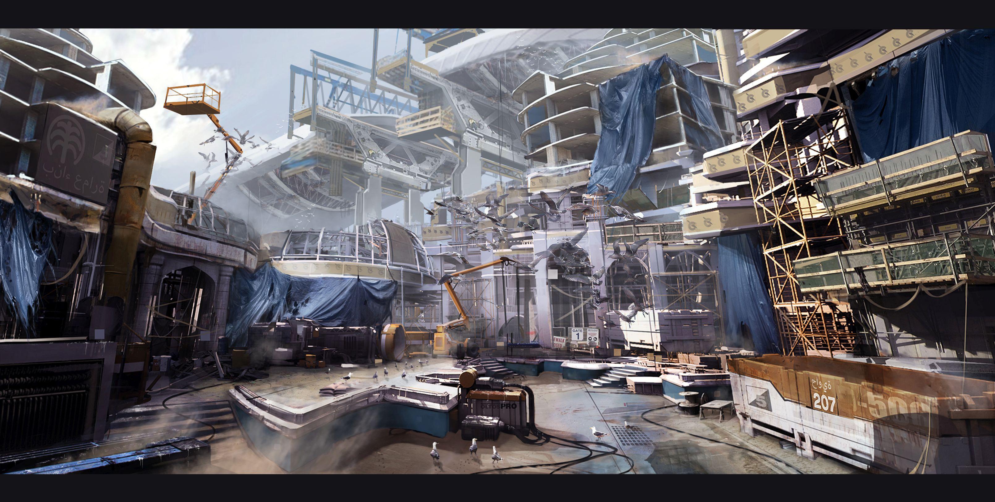 Nové gameplay záběry z Deus Ex: Mankind Divided 114686