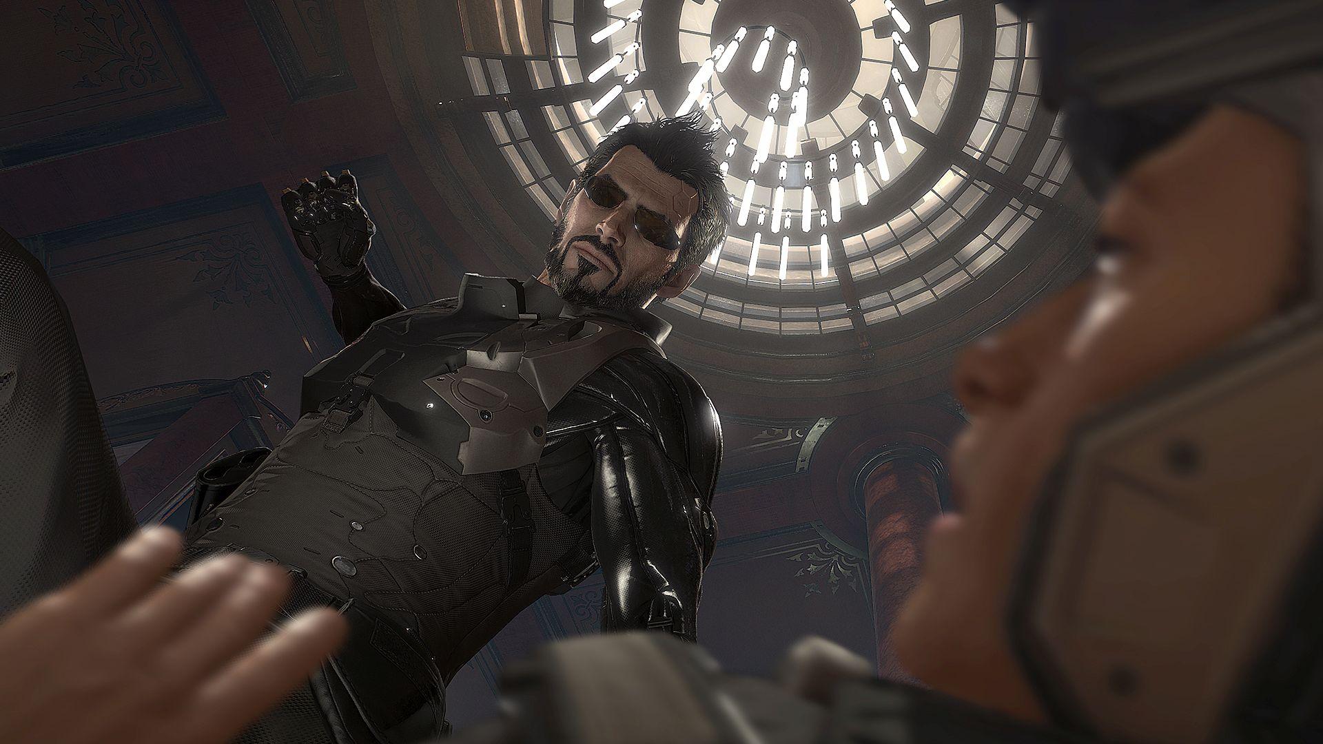Nové gameplay záběry z Deus Ex: Mankind Divided 114690