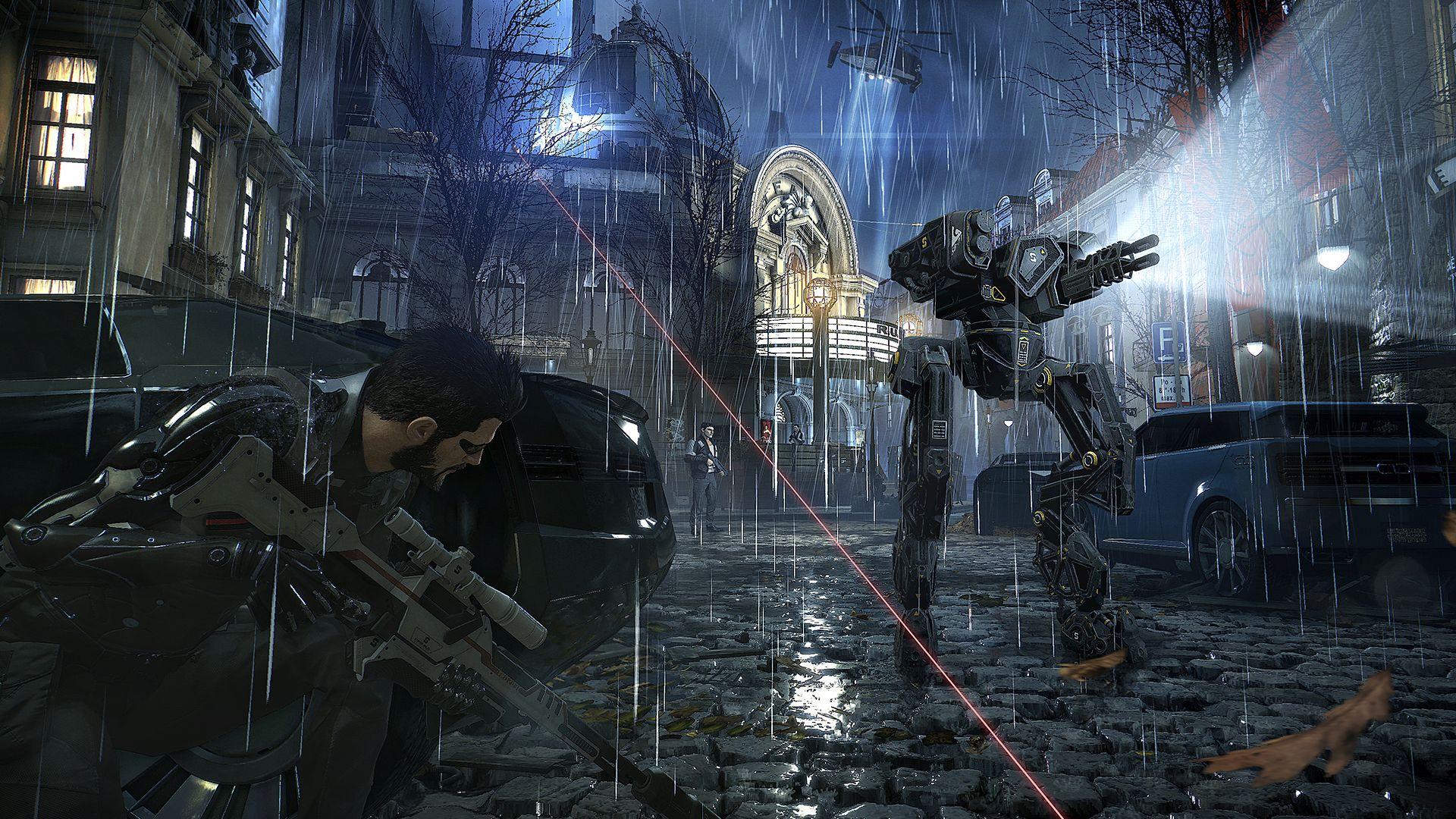 Série Deus Ex není uložena k ledu, již se spřádají plány na pokračování 114691