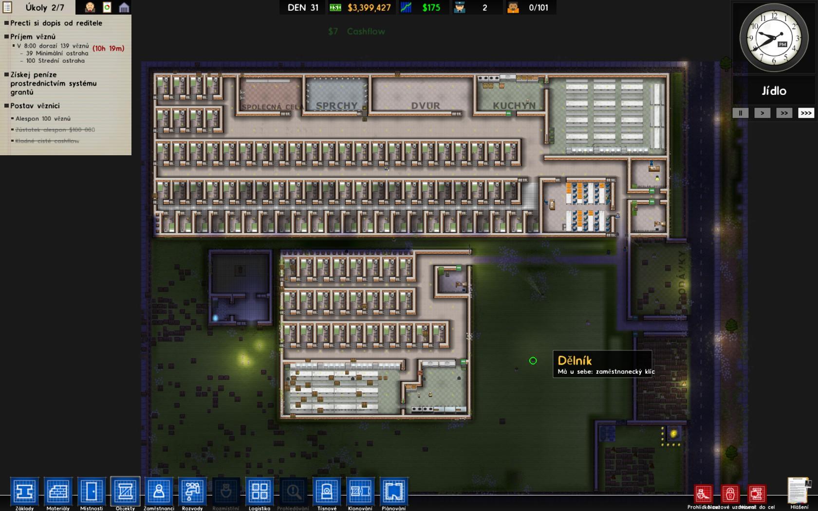 Prison Architect - tycoon z vězení 114715