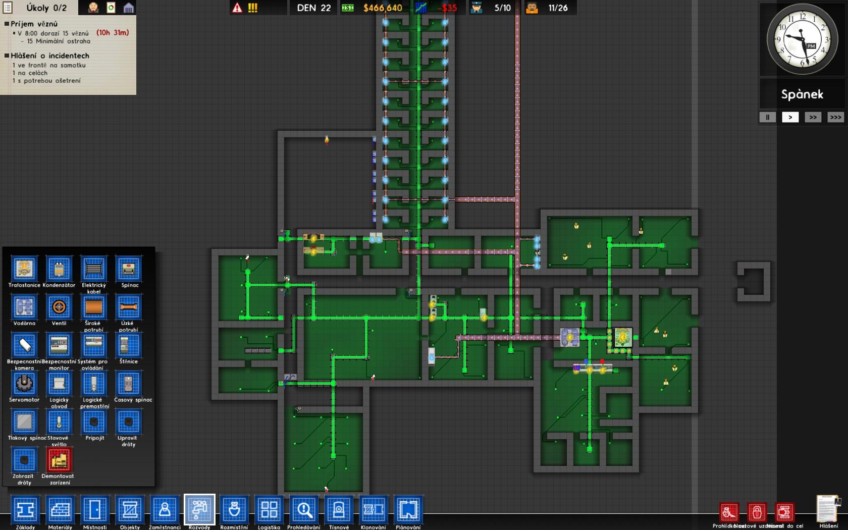 Prison Architect - tycoon z vězení 114718