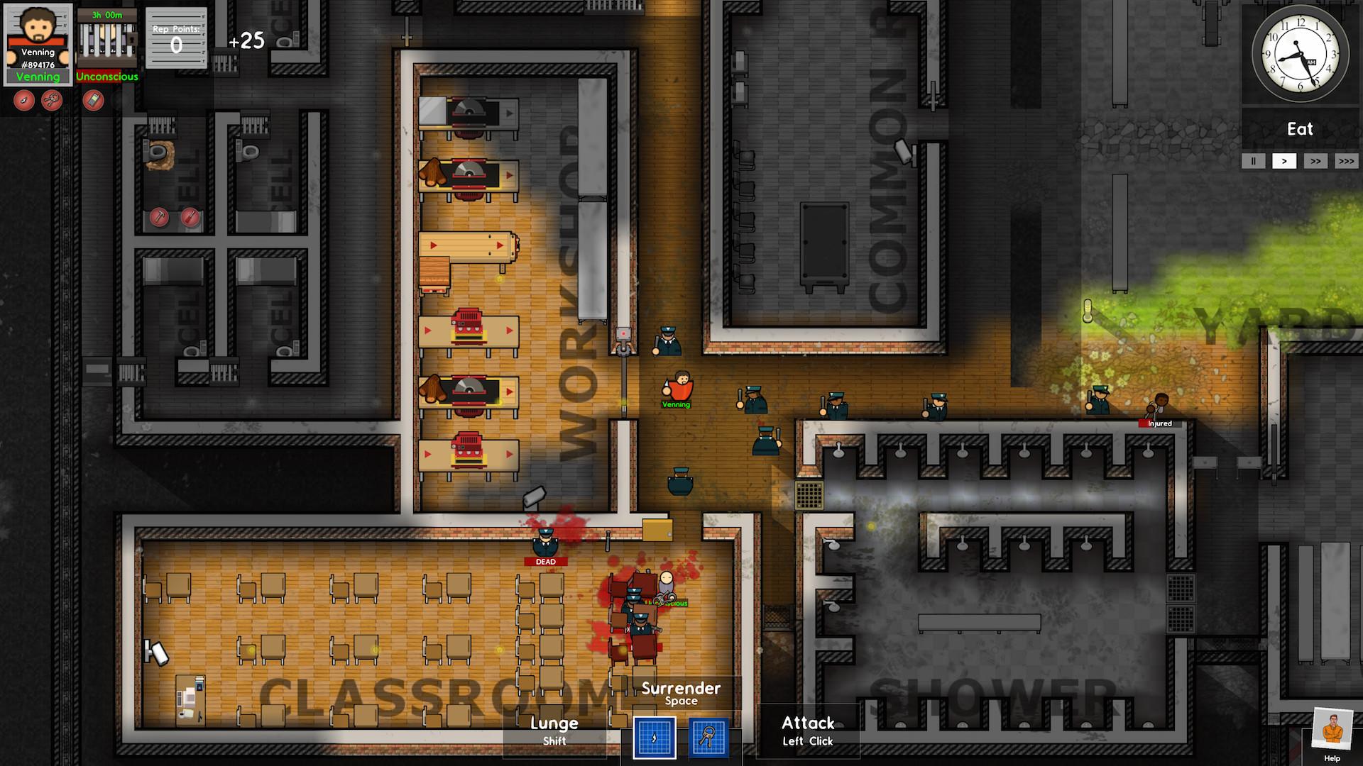 Prison Architect - tycoon z vězení 114721