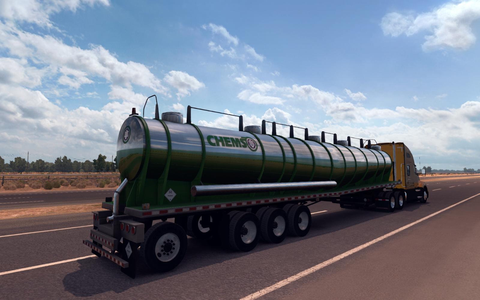 Návěsy v American Truck Simulatoru 114759