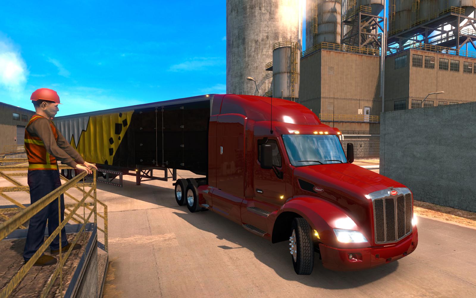 Návěsy v American Truck Simulatoru 114761