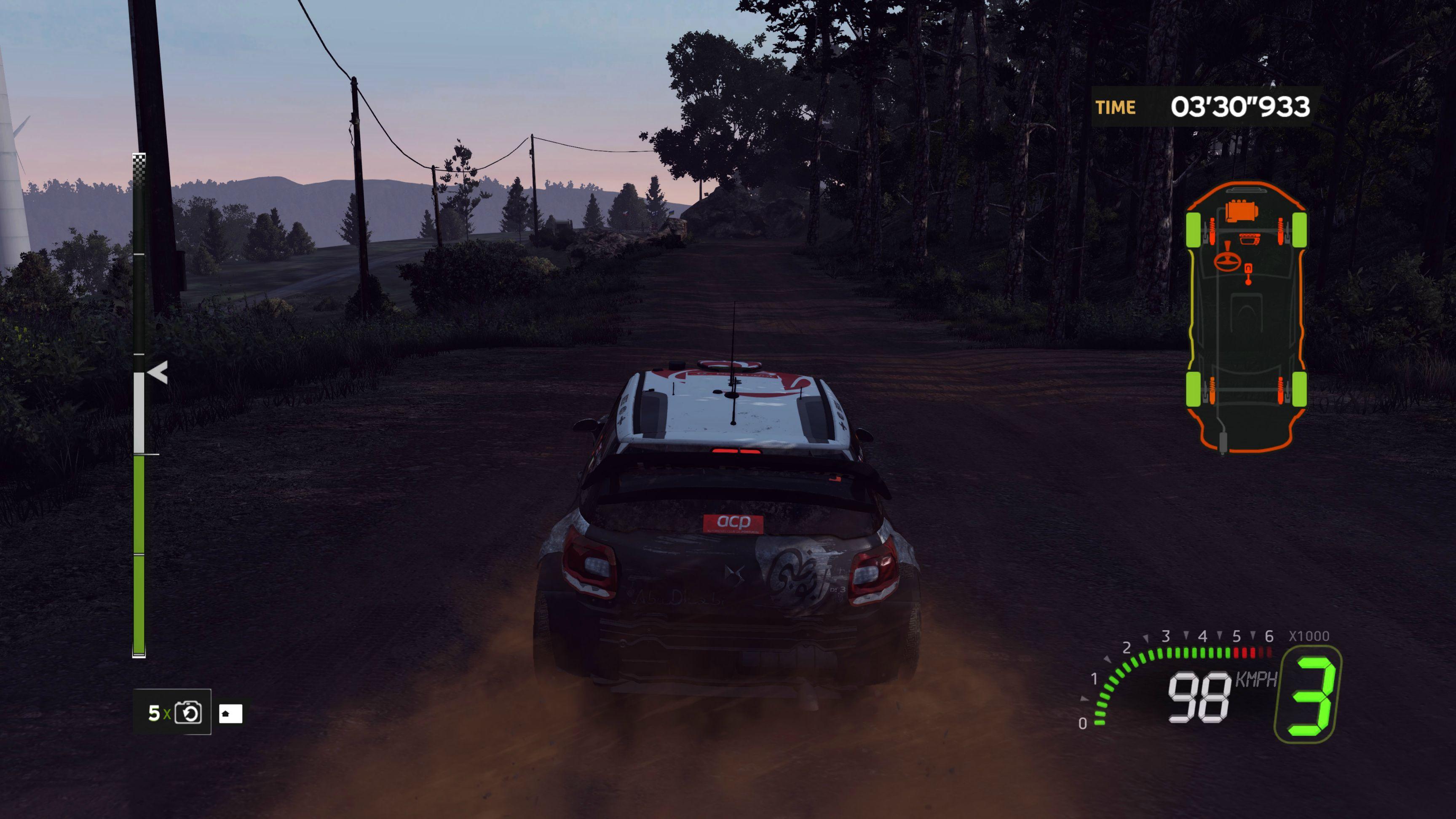 4K screenshoty z WRC 5 114771