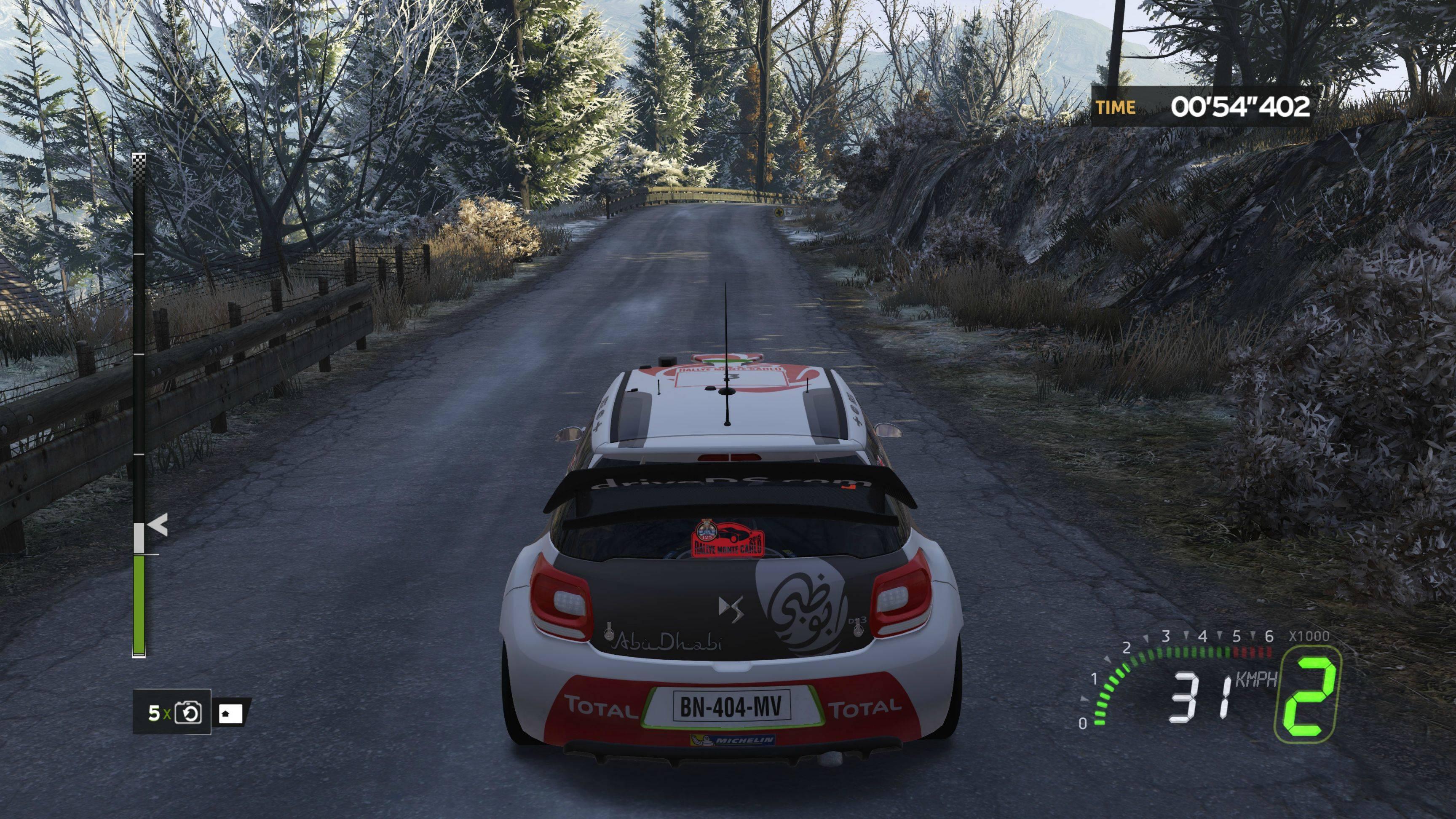 4K screenshoty z WRC 5 114773