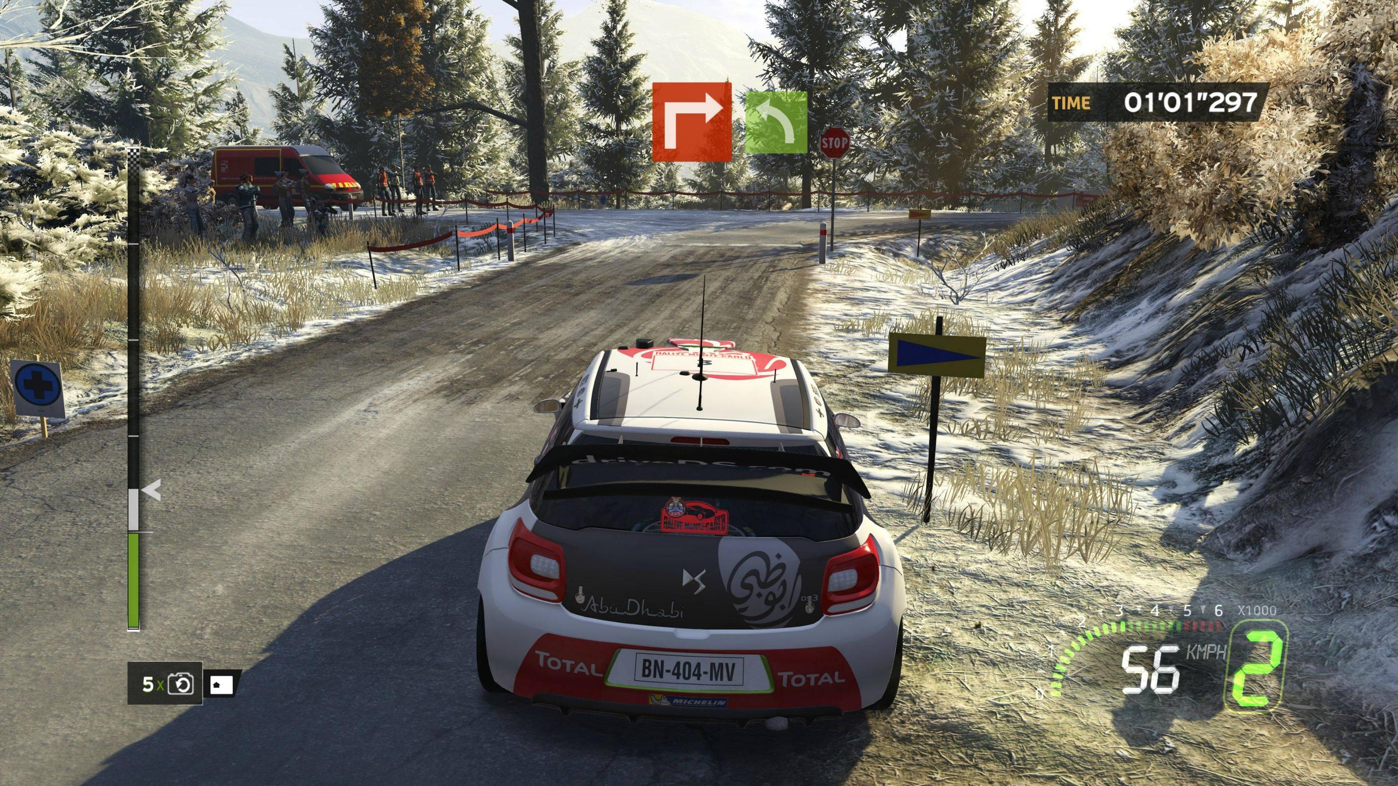 4K screenshoty z WRC 5 114774