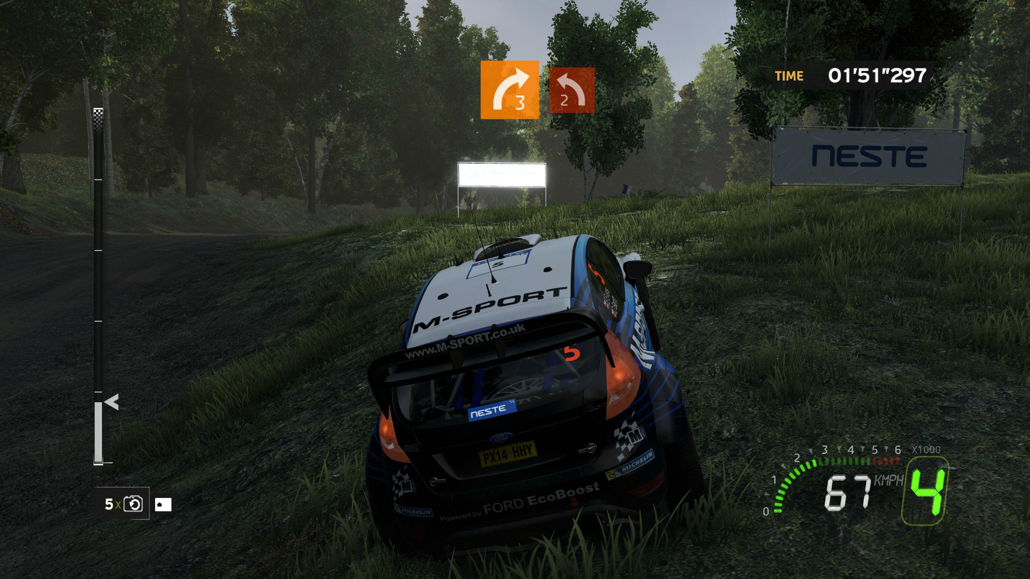 4K screenshoty z WRC 5 114781