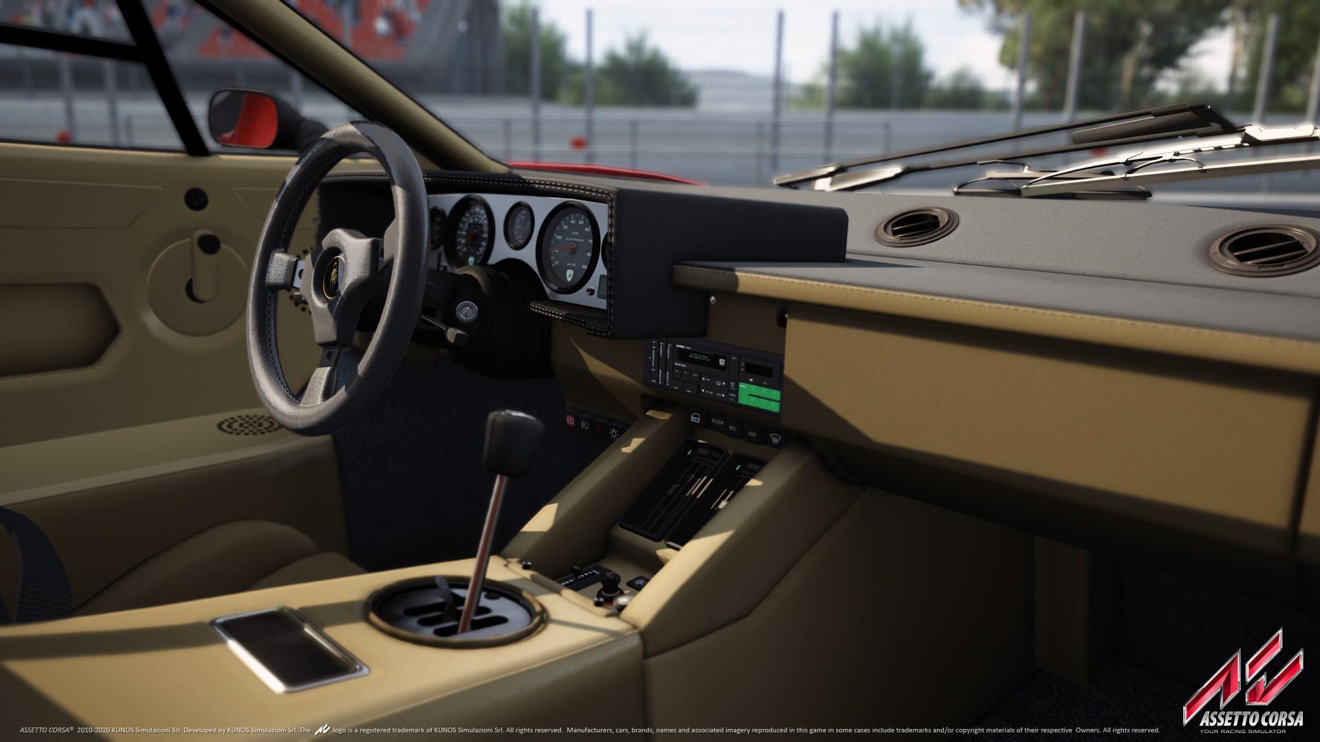 Devět nových vozů a spousta vylepšení pro Assetto Corsa 114823