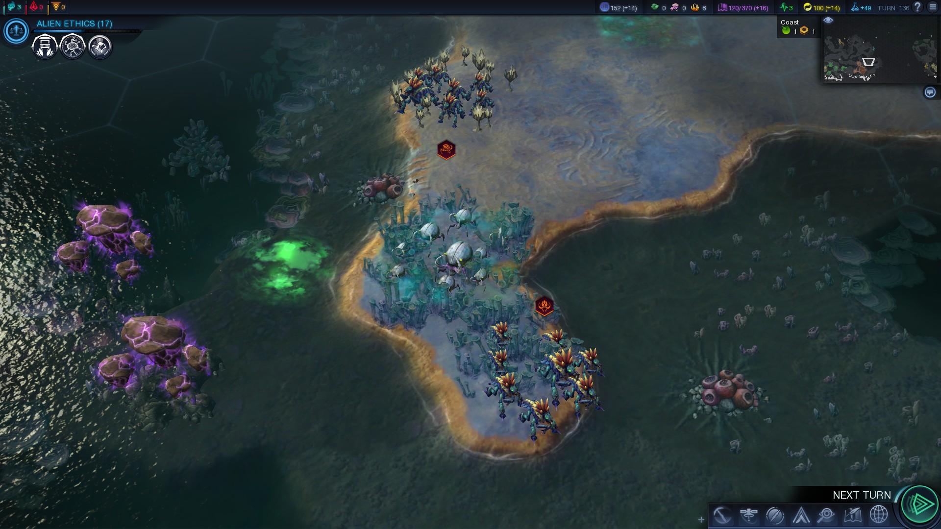 Civilization: Beyond Earth - Rising Tide 114860