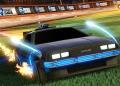 Zavzpomínejte si na Návrat do budoucnosti s novým autem do Rocket League 114878