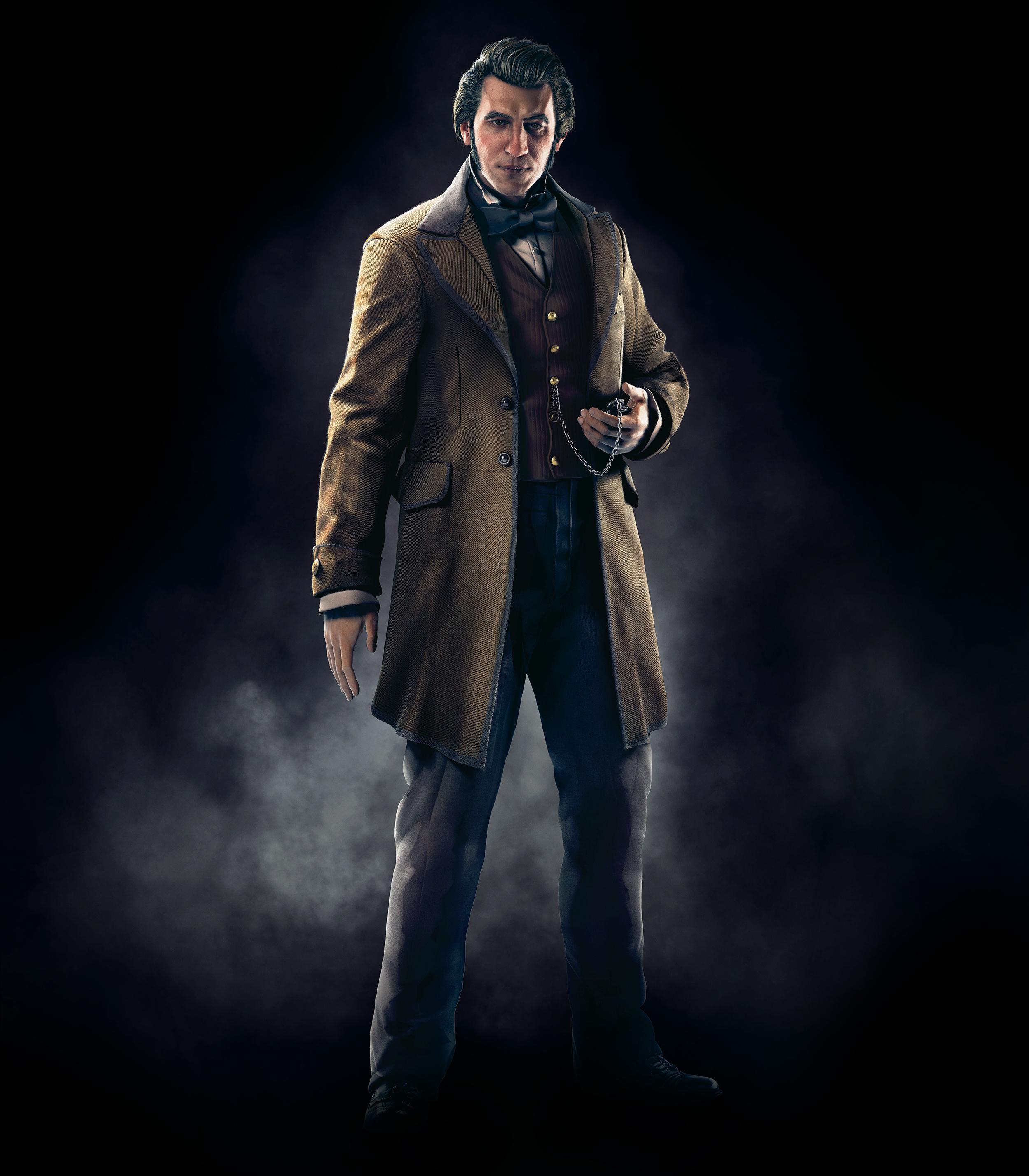 Historické osobnosti v Assassin's Creed: Syndicate 114890
