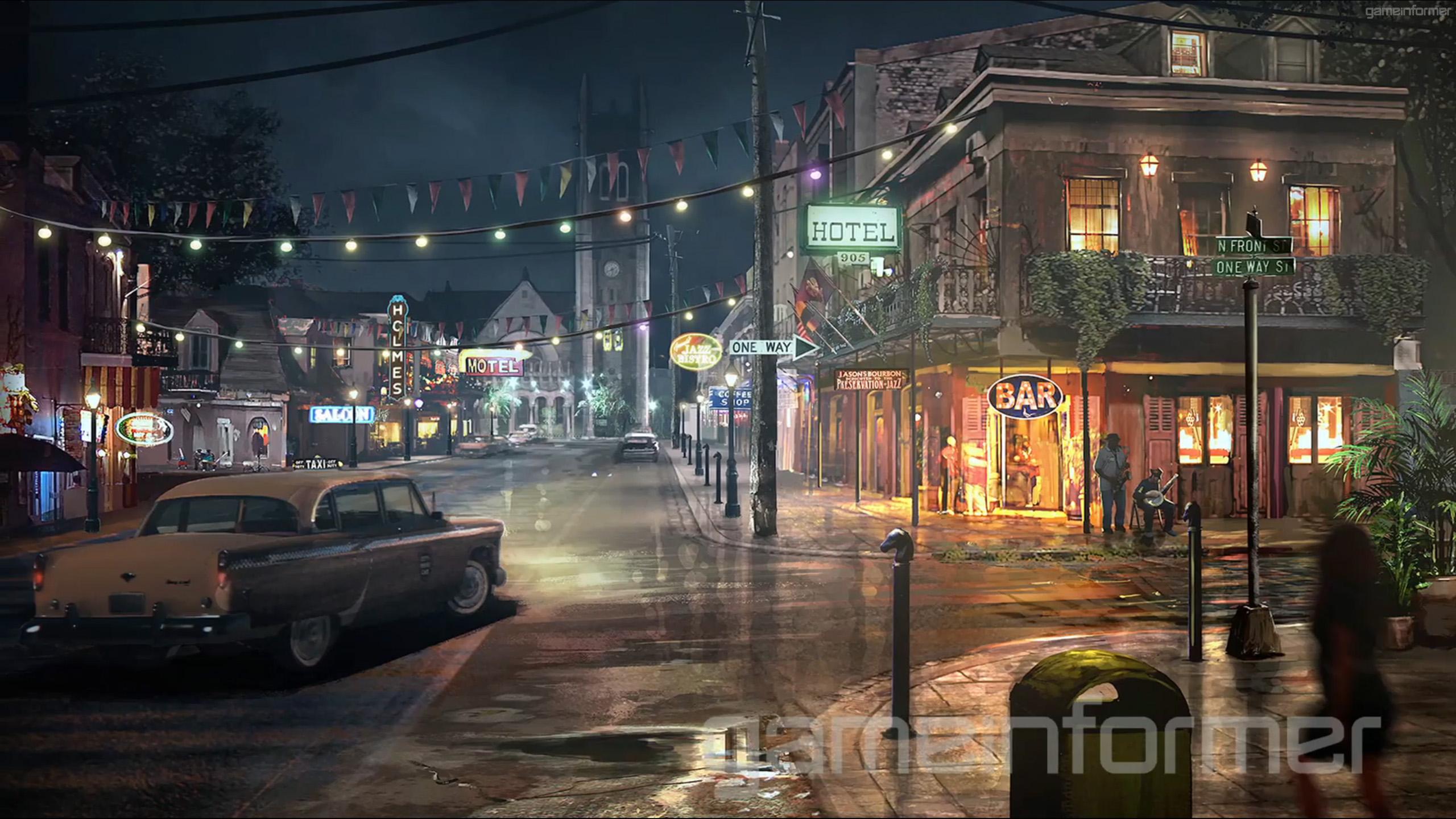 Francouzská čtvrť New Orleans v Mafii 3 114904