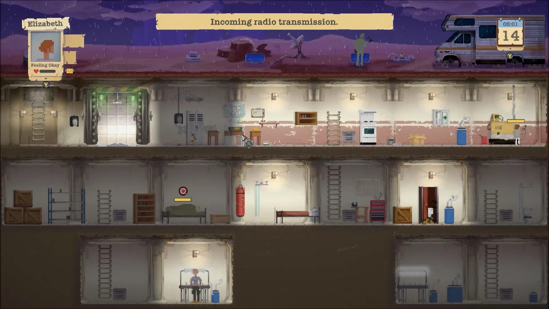 Sheltered – přežívání v podzemí 114917