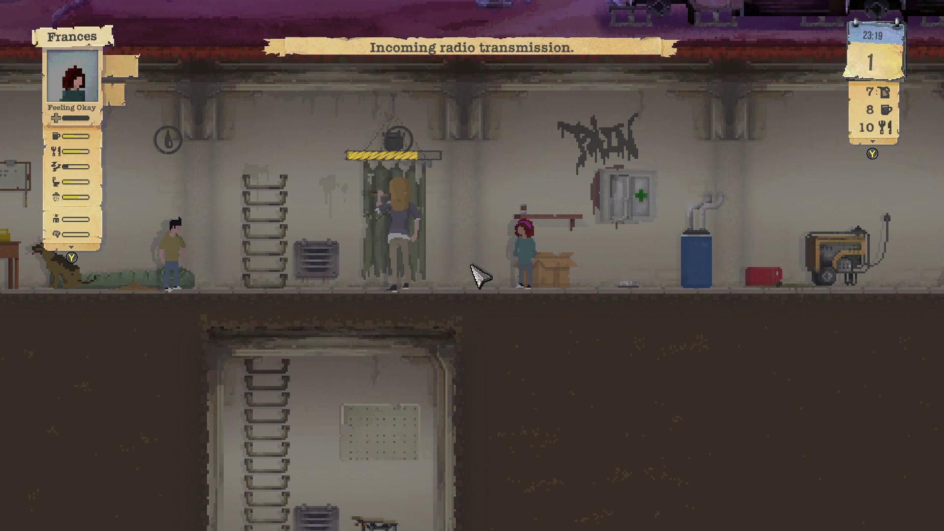 Sheltered – přežívání v podzemí 114925
