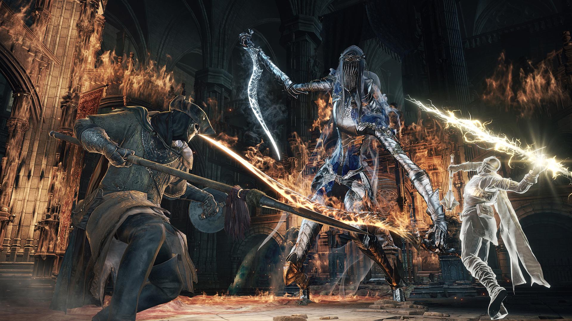 Nové obrázky a artworky z Dark Souls 3 114967