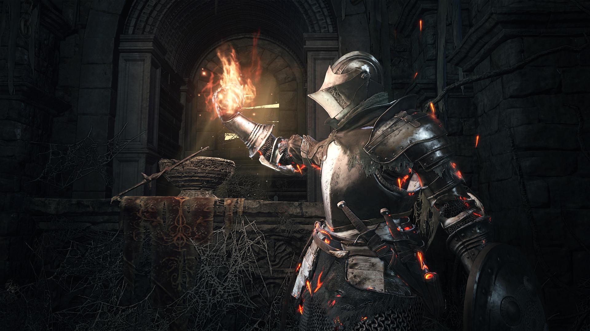 Nové obrázky a artworky z Dark Souls 3 114971