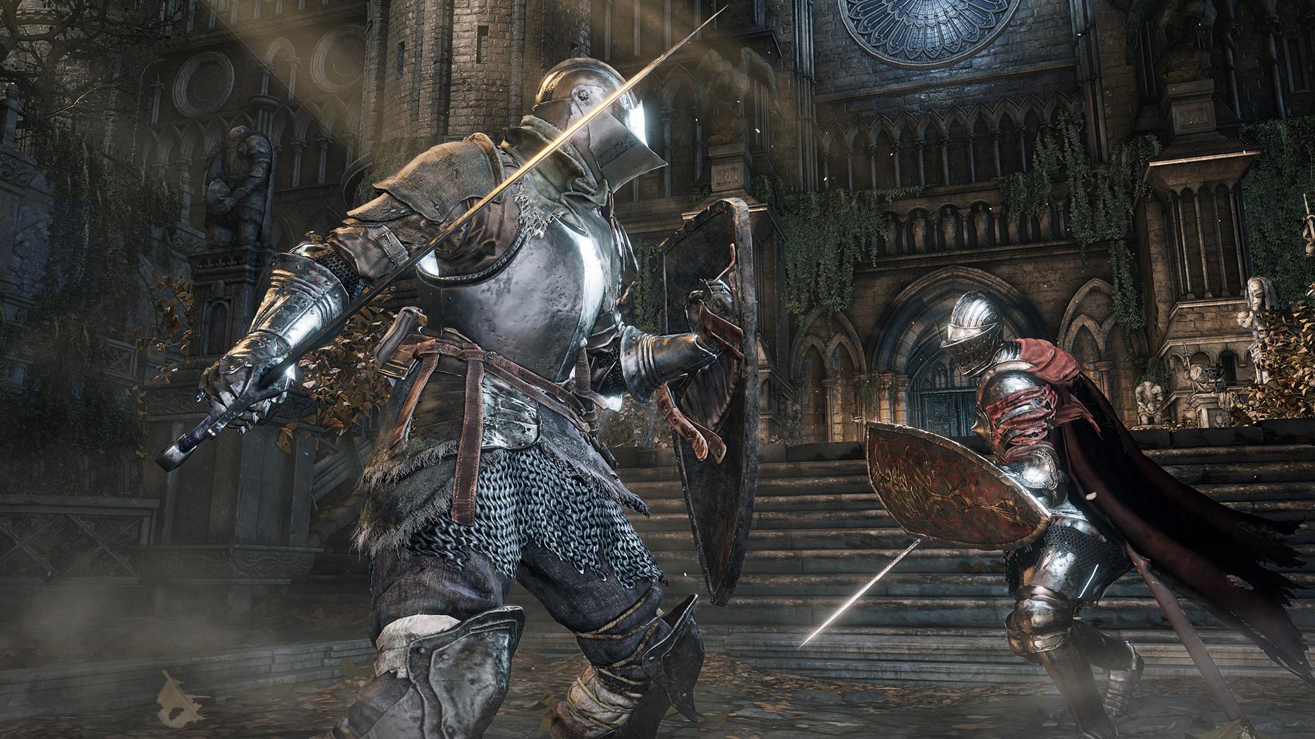Nové obrázky a artworky z Dark Souls 3 114972