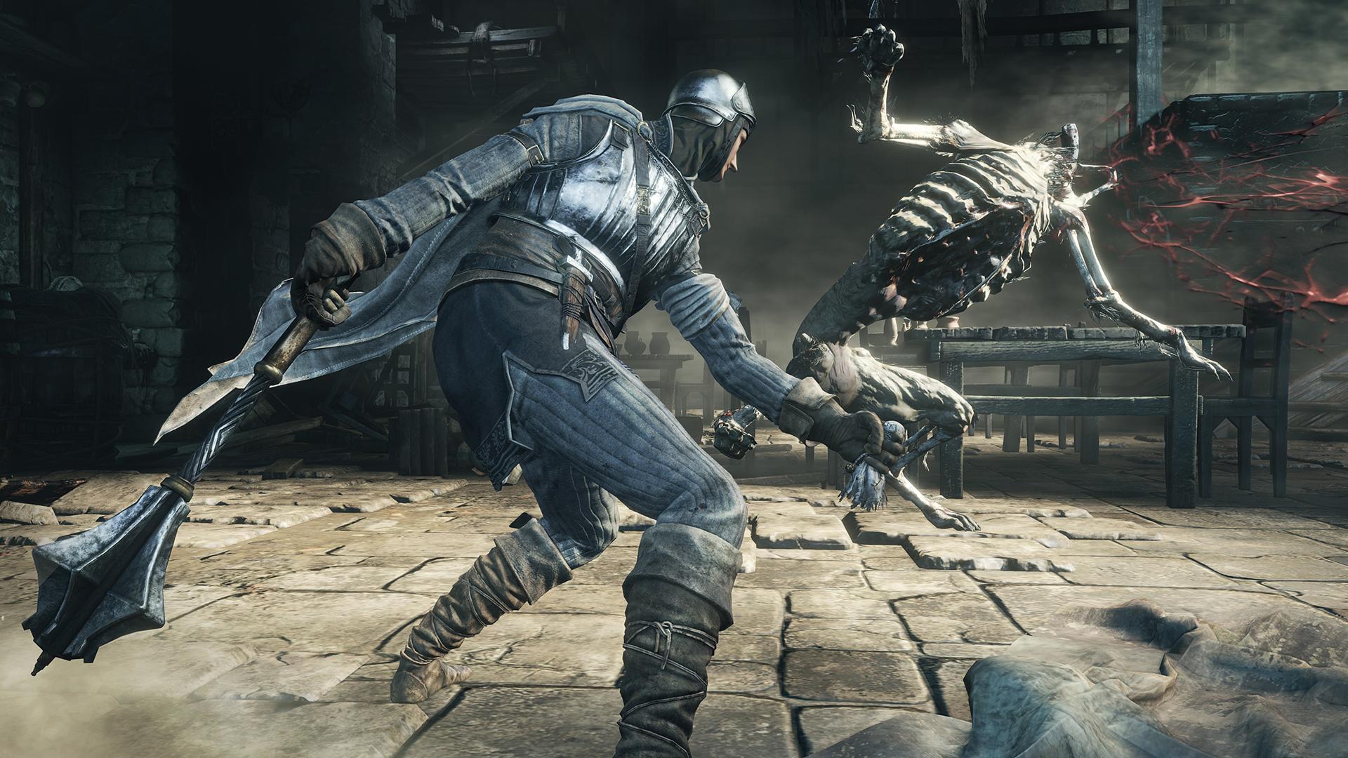 Nové obrázky a artworky z Dark Souls 3 114976