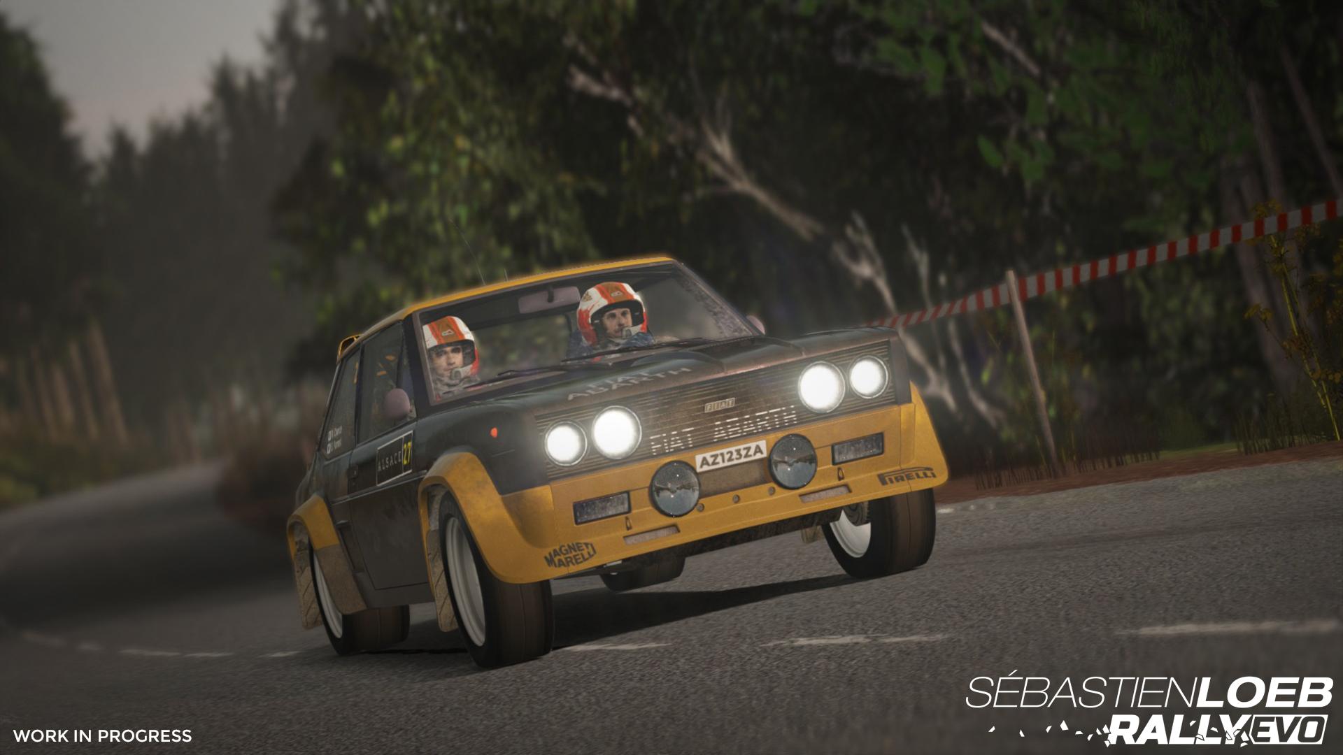 Sébastien Loeb Rally Evo vyjde 29. ledna 114995