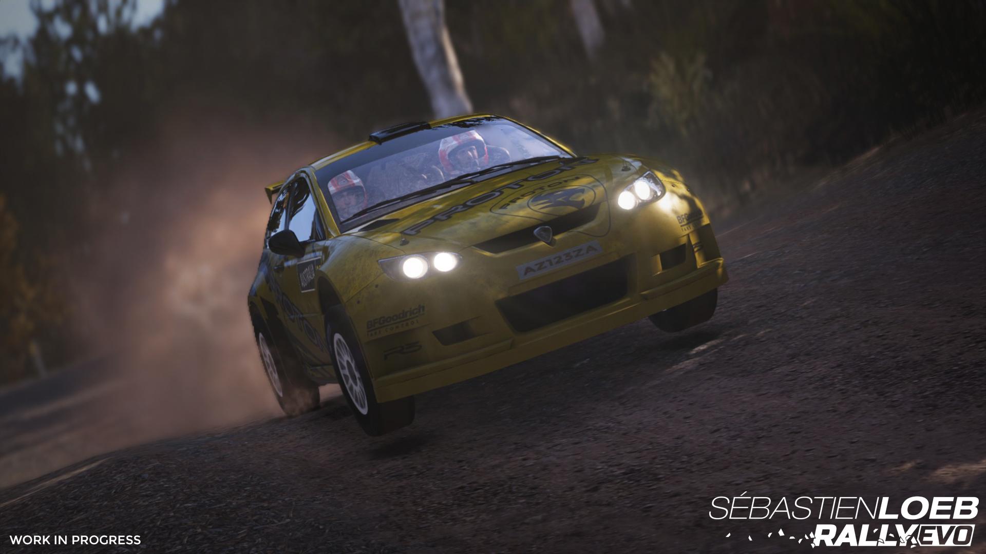 Sébastien Loeb Rally Evo vyjde 29. ledna 114999
