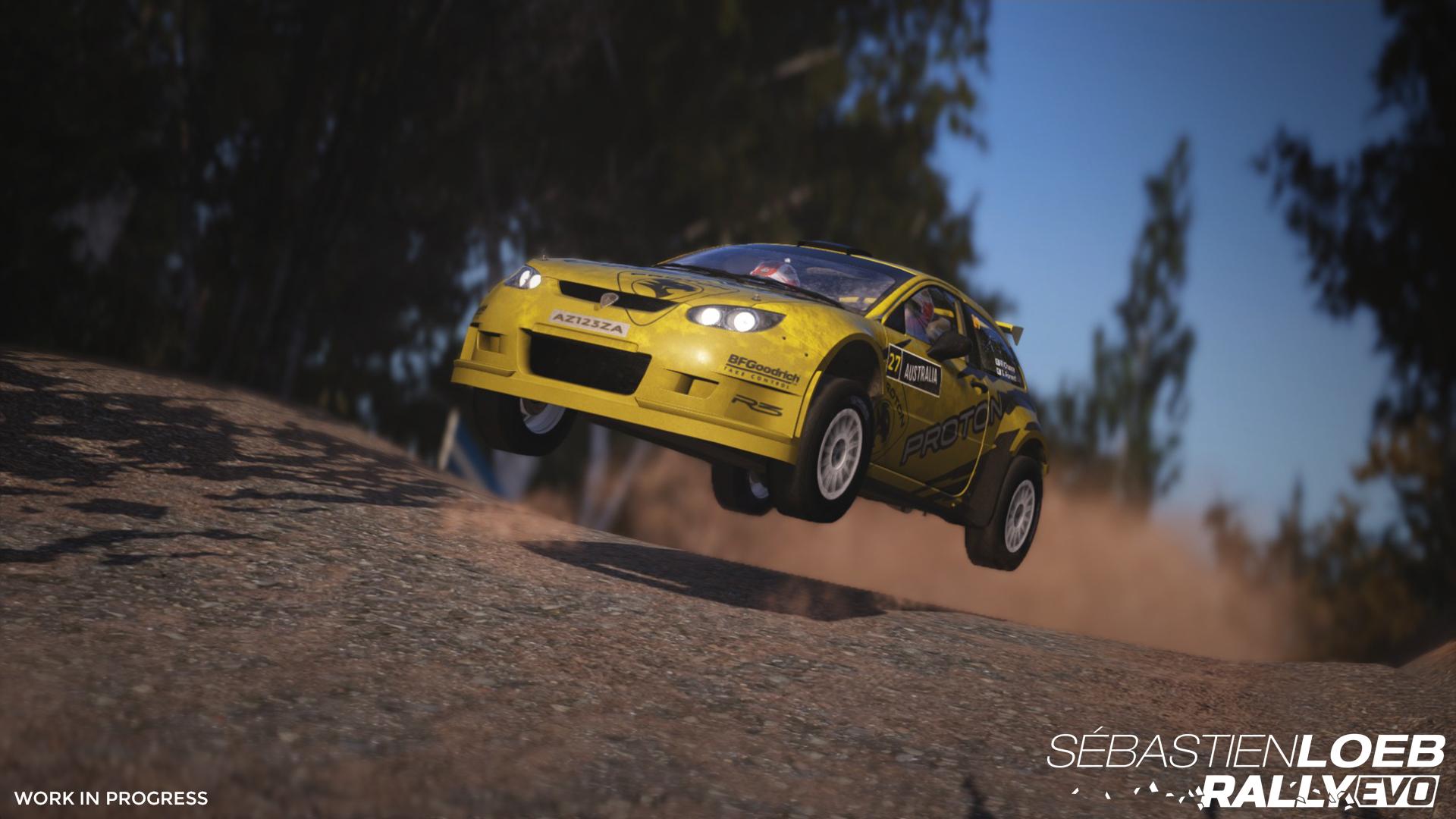Sébastien Loeb Rally Evo vyjde 29. ledna 115000