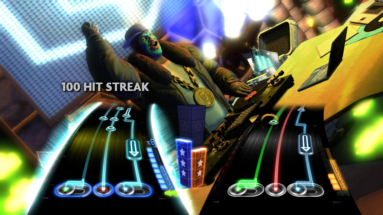 DJ Hero 2 obdaří v listopadu dvěma DLC 11502