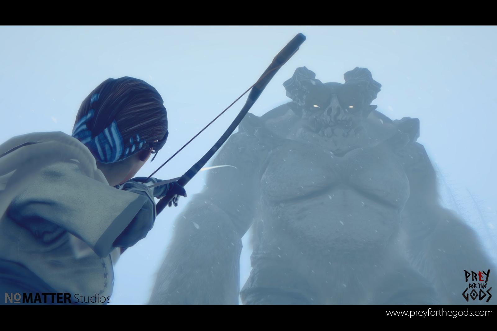 Prey for the Gods novým Shadow of the Colossus? 115049