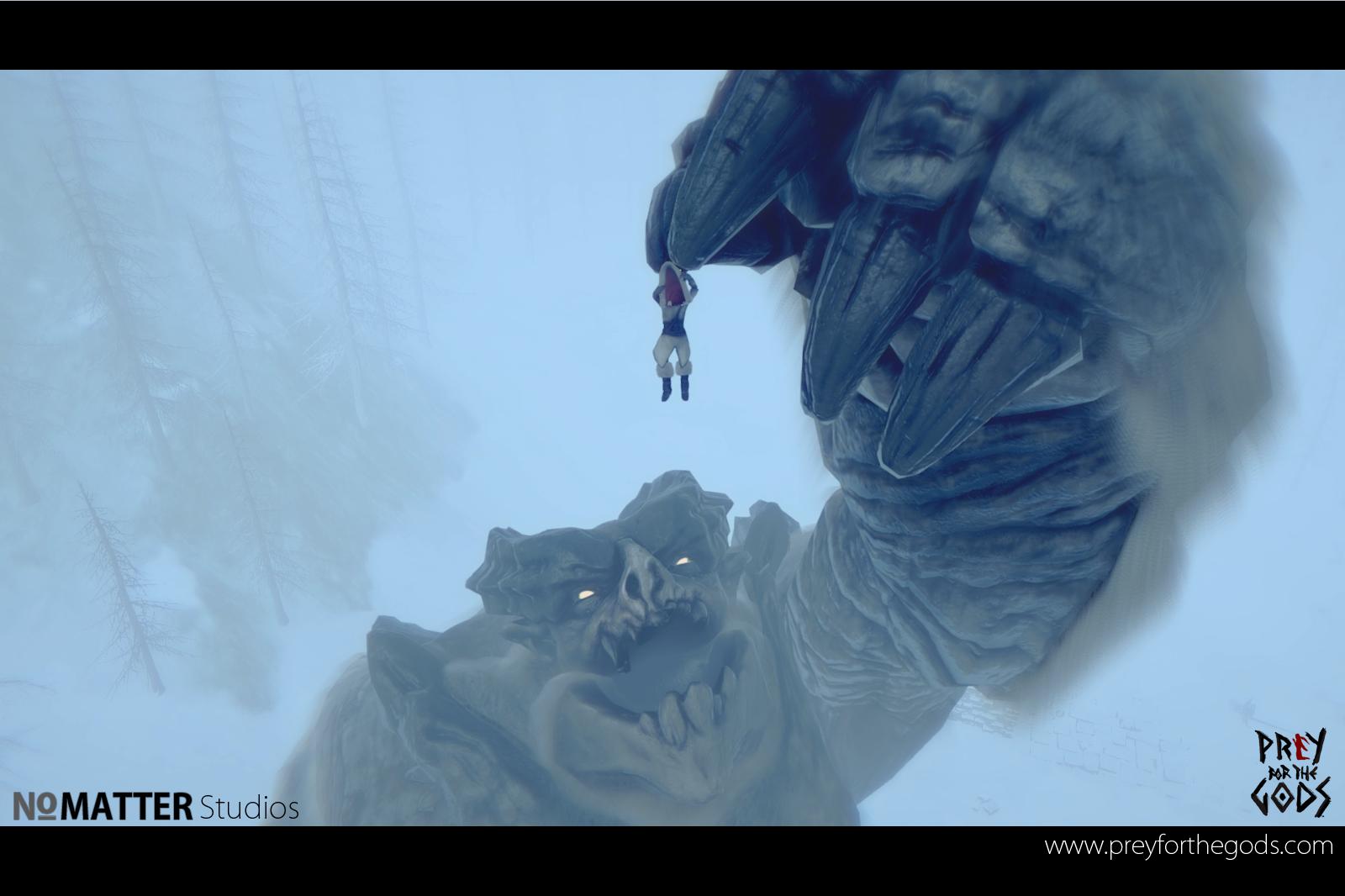 Prey for the Gods novým Shadow of the Colossus? 115054