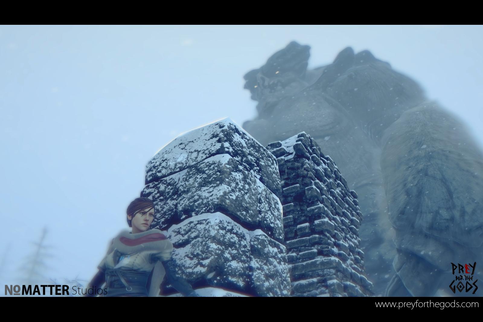 Prey for the Gods novým Shadow of the Colossus? 115057