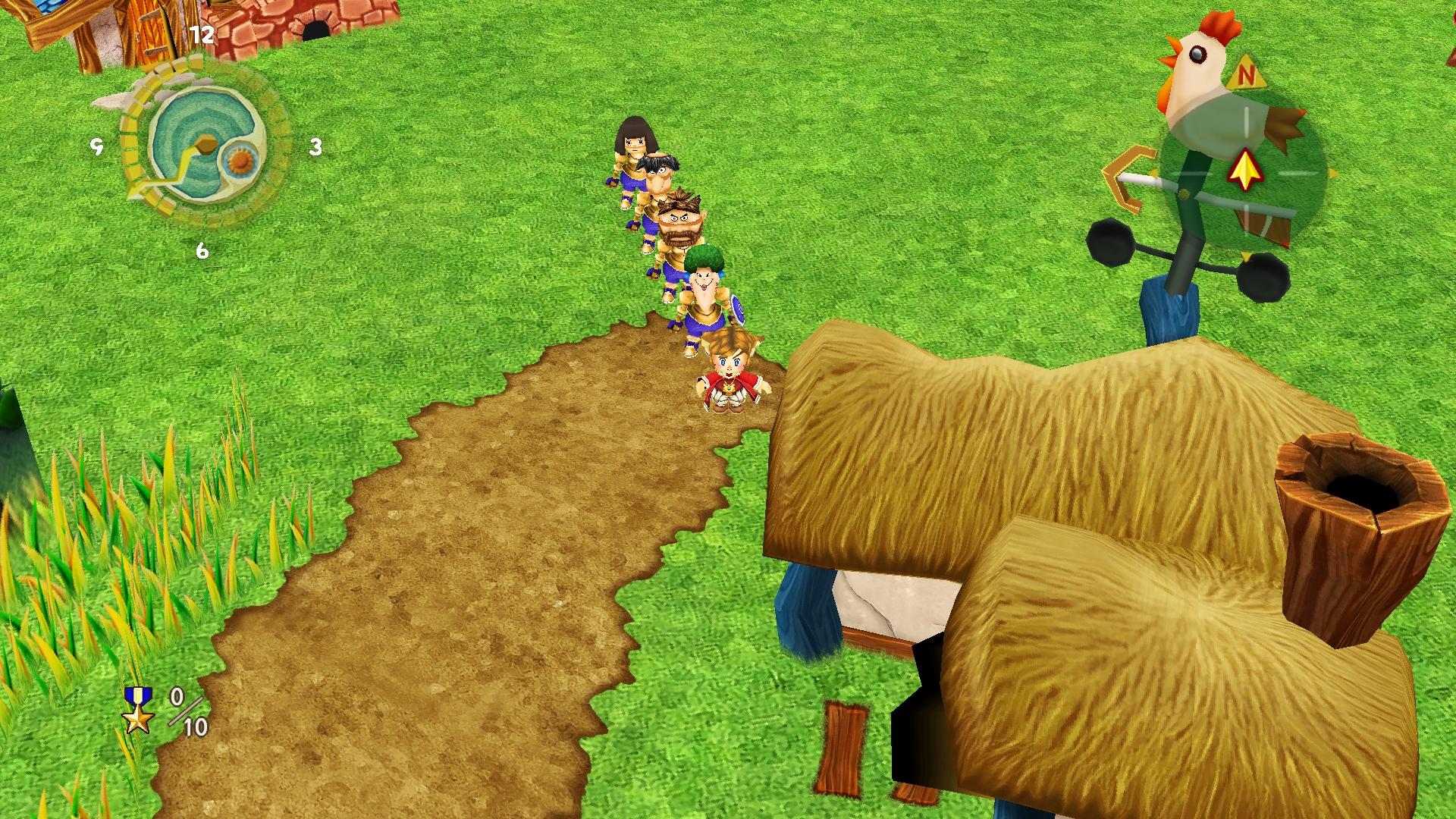 Xanadu Next, Senran Kagura: Shinovi Versus a Little King's Story vyjdou na západě na PC 115066