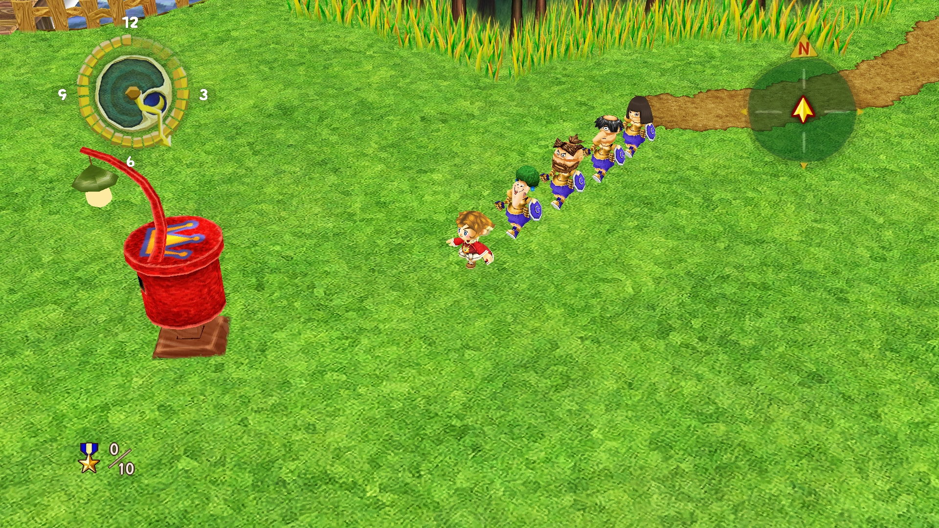 Xanadu Next, Senran Kagura: Shinovi Versus a Little King's Story vyjdou na západě na PC 115068