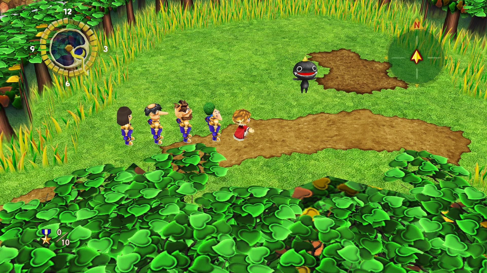 Xanadu Next, Senran Kagura: Shinovi Versus a Little King's Story vyjdou na západě na PC 115069
