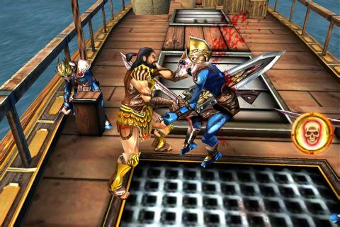 Hero of Sparta II – vyšperkovaná akční hra 11510