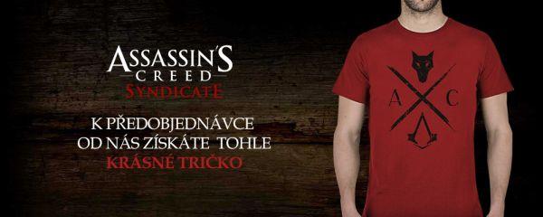 Assassin's Creed Syndicate v Xzone s tričkem zdarma 115114