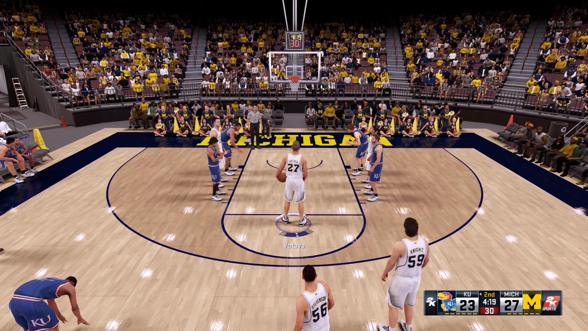 NBA 2K16 – vzhůru na palubovky 115133