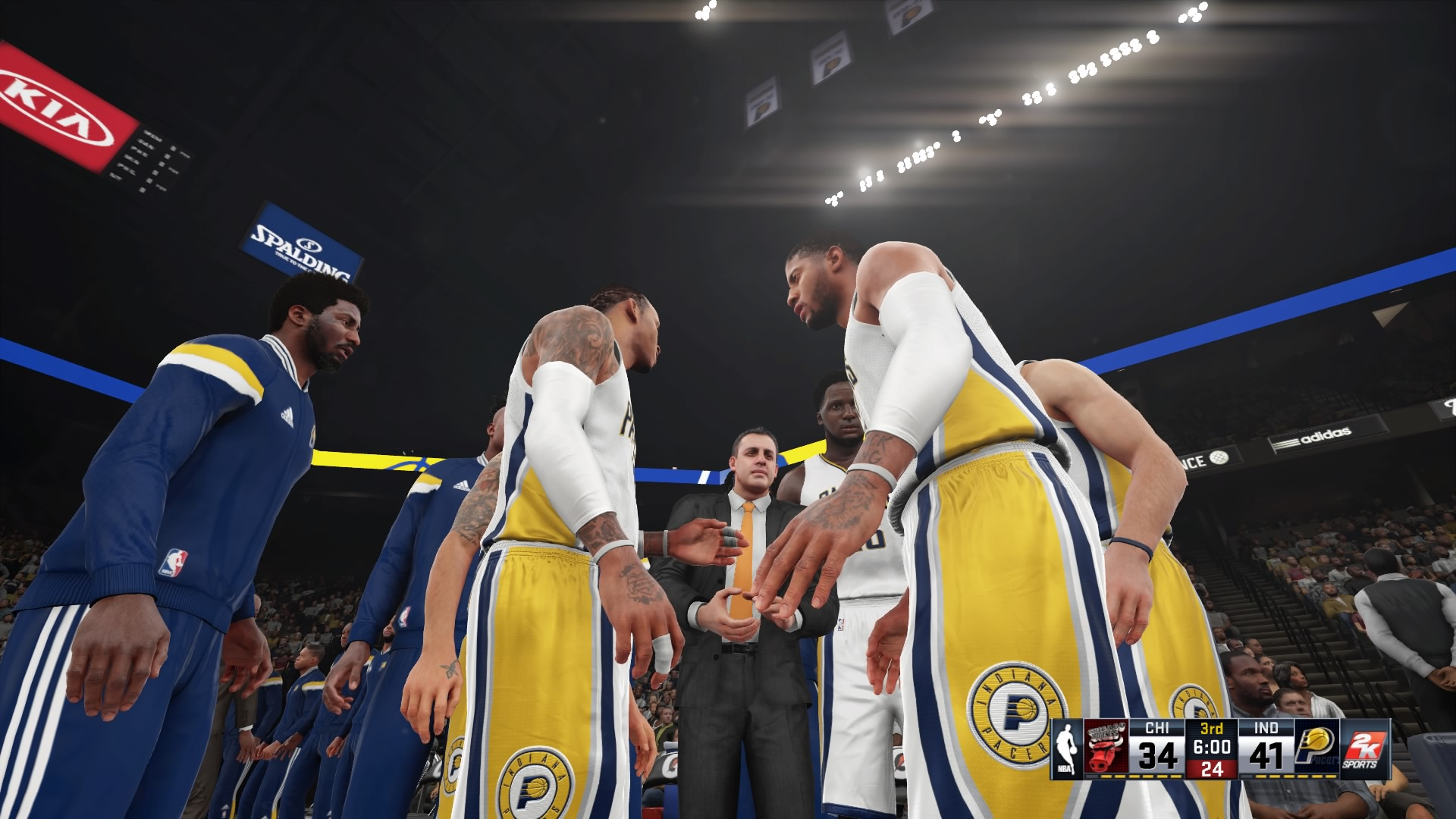 NBA 2K16 – vzhůru na palubovky 115150