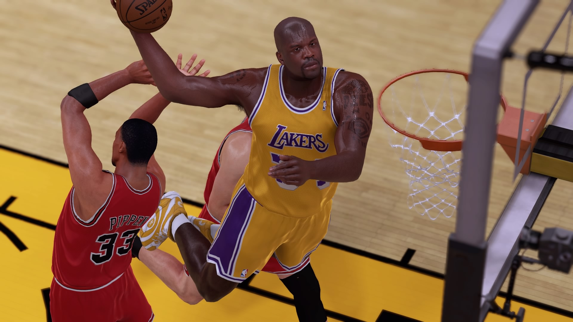 NBA 2K16 – vzhůru na palubovky 115156